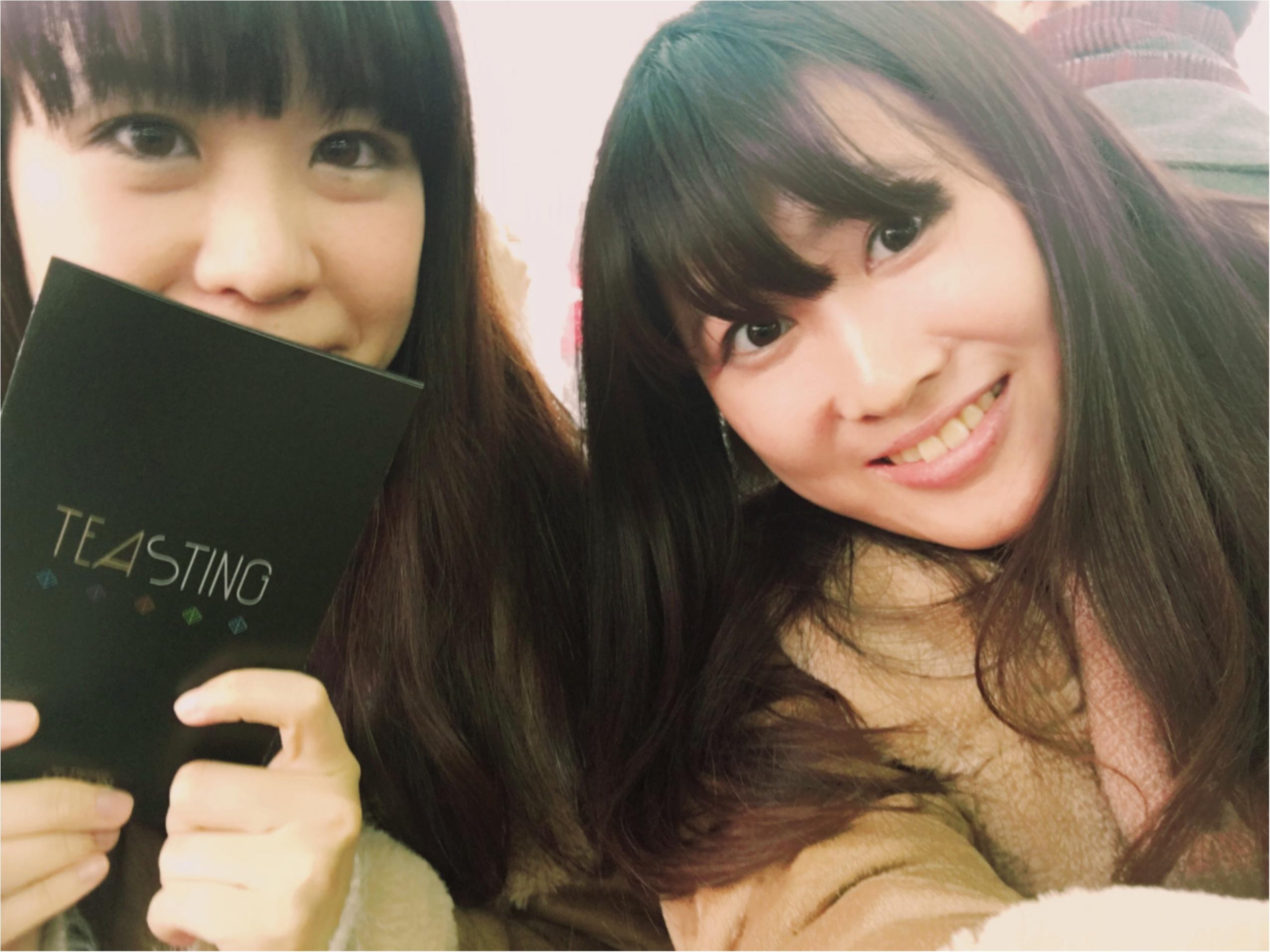 """紅茶を飲み比べ!神戸の""""TEASTING""""イベントに参加してみた♡_2"""