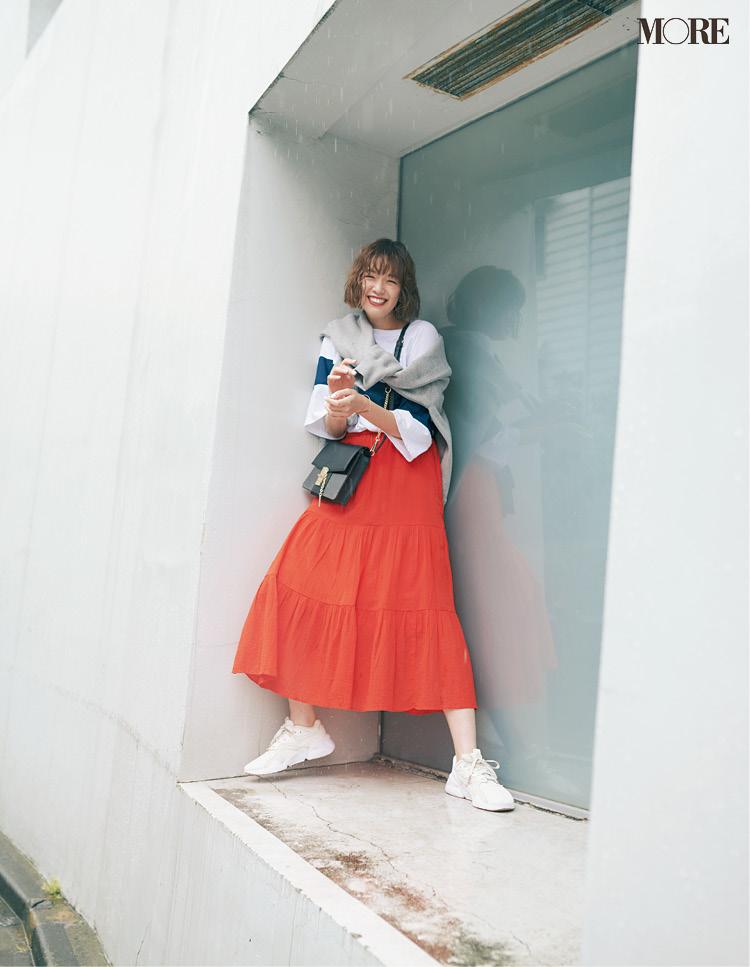 ラクなだけじゃない! 夏のおすすめ「ぺたんこ靴」 Photo Gallery_1_7