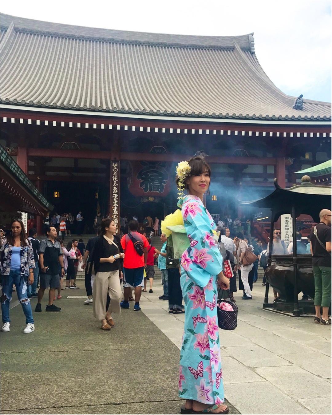 【ご当地モア】かわいすぎ♡! 浅草で、着物&浴衣なら絶対に「さわだ屋」がおすすめです♡_1