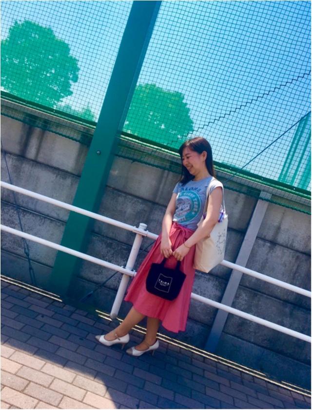 【週末にコレ着たい!】グレー×ピンクdeかわいいをツクル♡_3