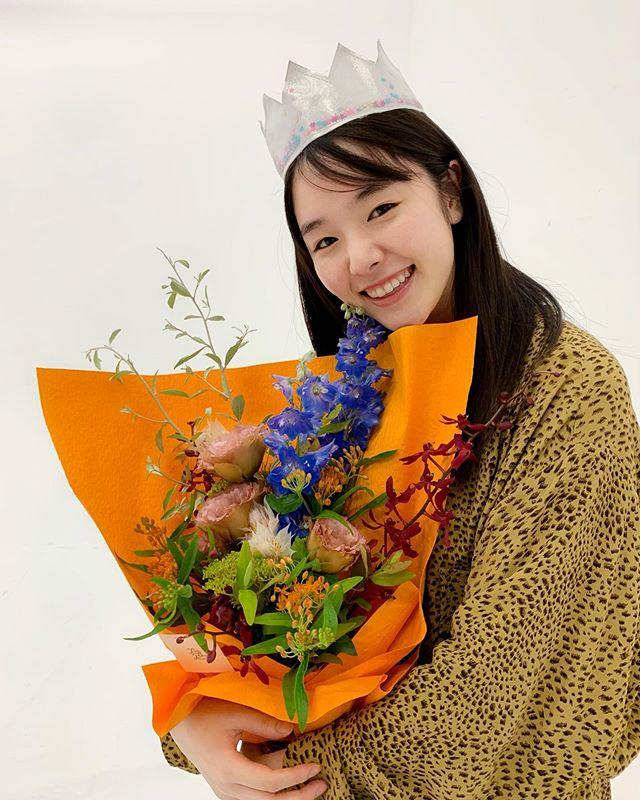 唐田えりかちゃん22歳のバースデーを先日お祝いしました♡【撮影のオフショット】_1