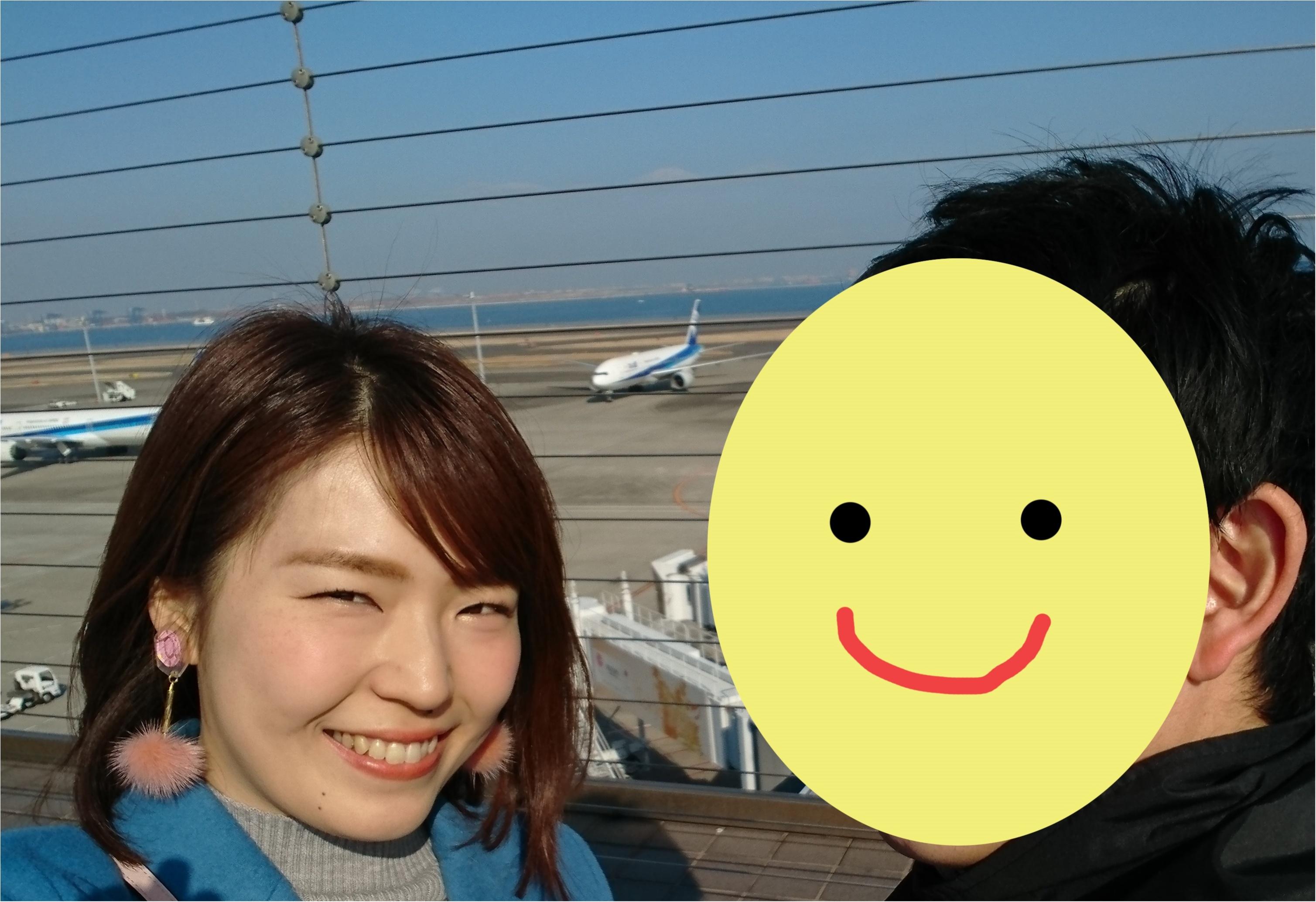 【週末デートに行きたい!】羽田空港がおすすめの理由♡_9