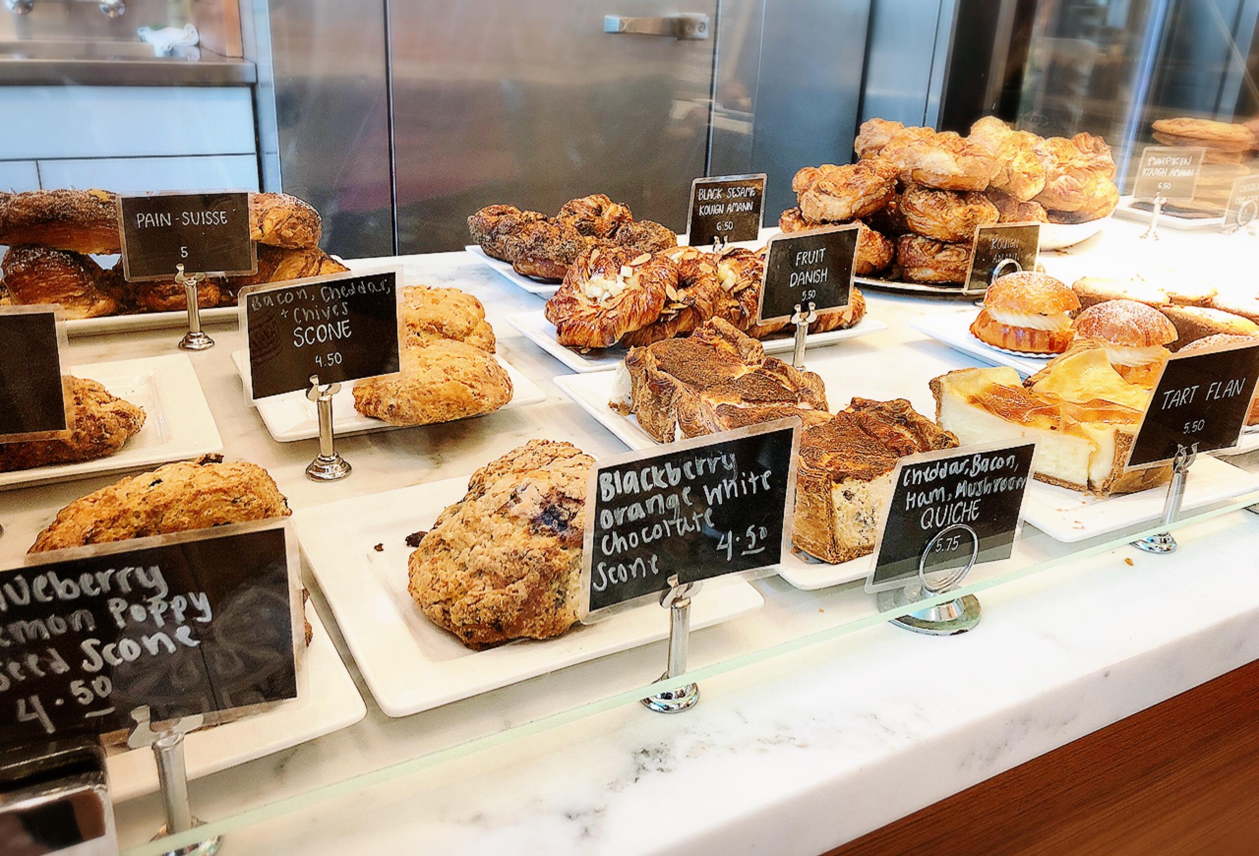 【#Hawaii CAFE】美味しいパンとコーヒーを頂くならここ( ´ ▽ ` )!アクセス抜群のおしゃれカフェ_6