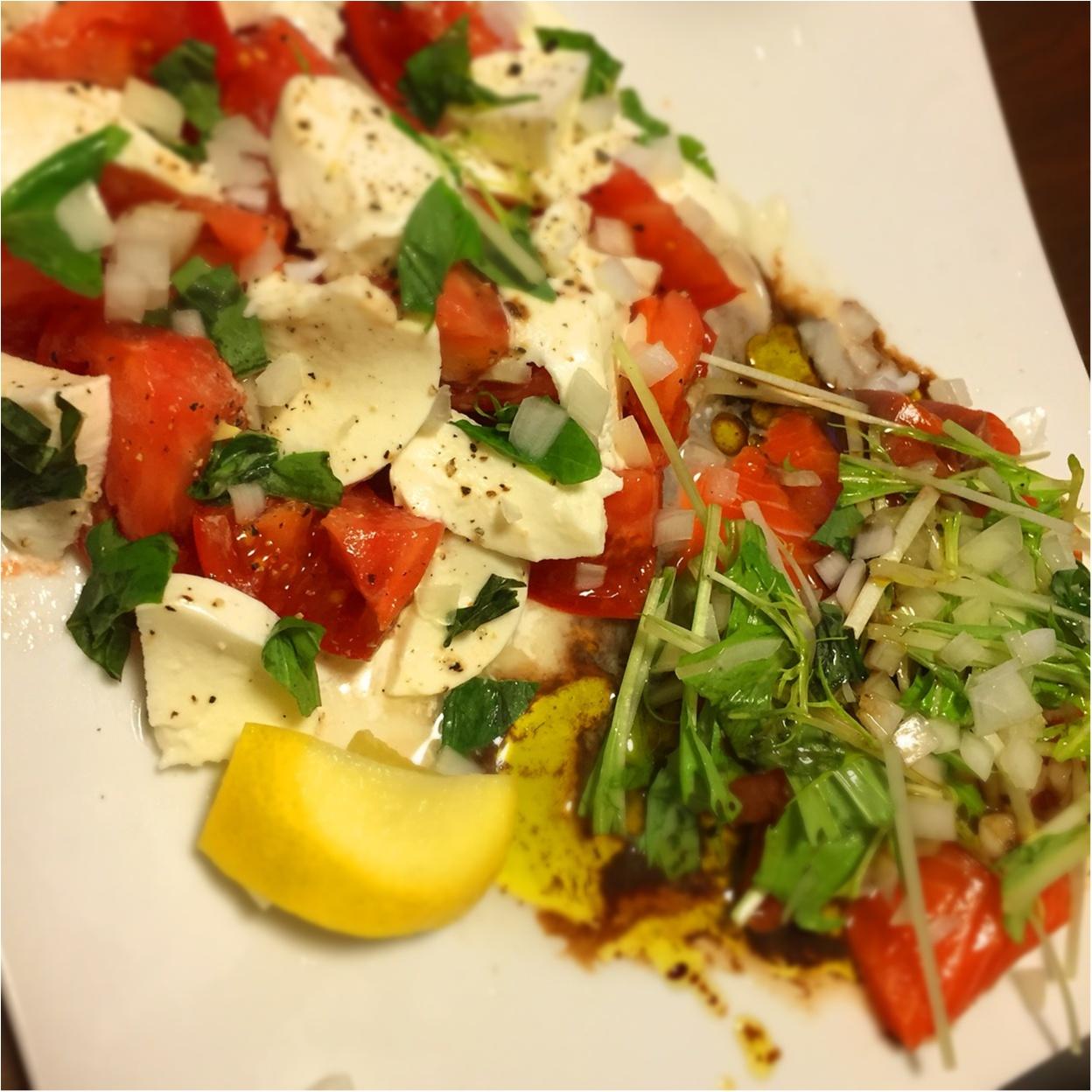 おうちで絶品イタリアン♡料理ができる男子はやっぱりモテるかもしれない...!!と思ったお話**_1