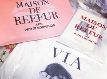"""憧れブランド""""MAISON DE REEFUR""""の軌跡を振り返る「VISUAL PHOTO SERIES」がかわいすぎる♡"""