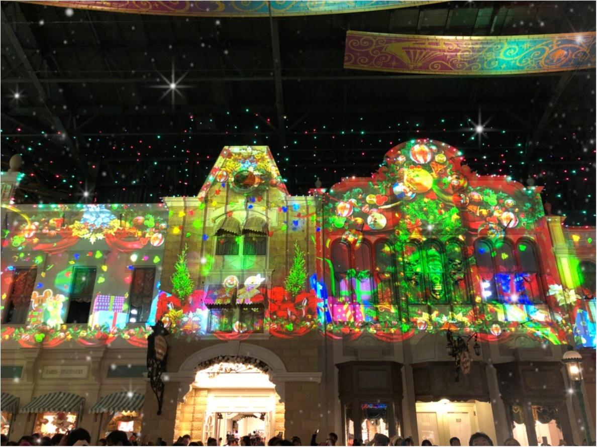 【ディズニー・クリスマス】夜のパークの楽しみ方!クリスマスのオススメを紹介します!_2