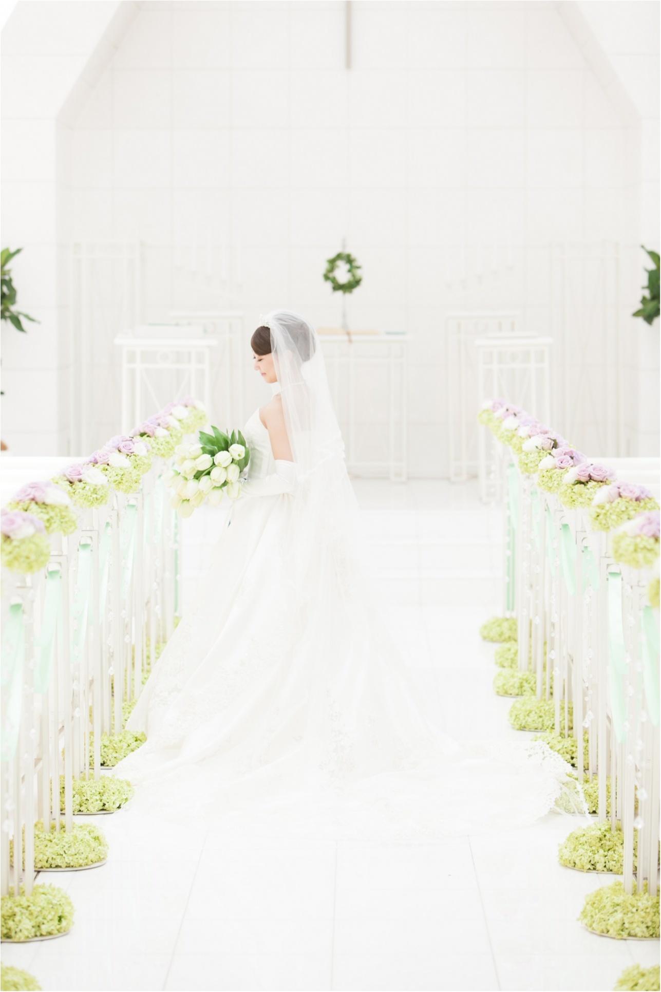 結婚式は「自分の好きな花」を手に持ちヴァージンロードを歩きたい!#さち婚_3