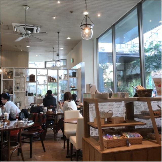 【スイーツ部】パンケーキ界で大人気!恵比寿にある《カフェ アクイーユ》に行ってきました♡_2