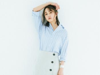 注目は「リネンスカート」! 白石麻衣のスポーティコーデも美しすぎると話題♡【今週のファッション人気ランキング】
