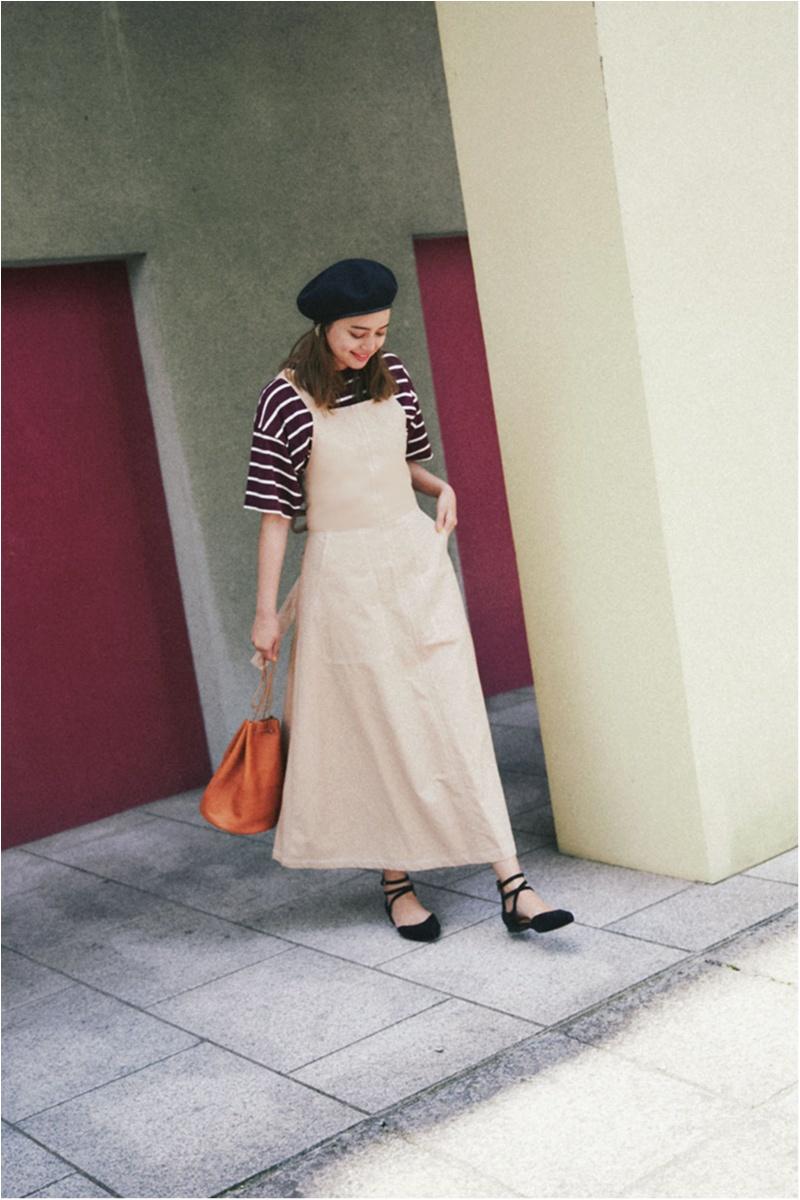 日焼け防止のマストアイテム 【帽子】の今どきコーデ15選   ファッションコーデ_1_3