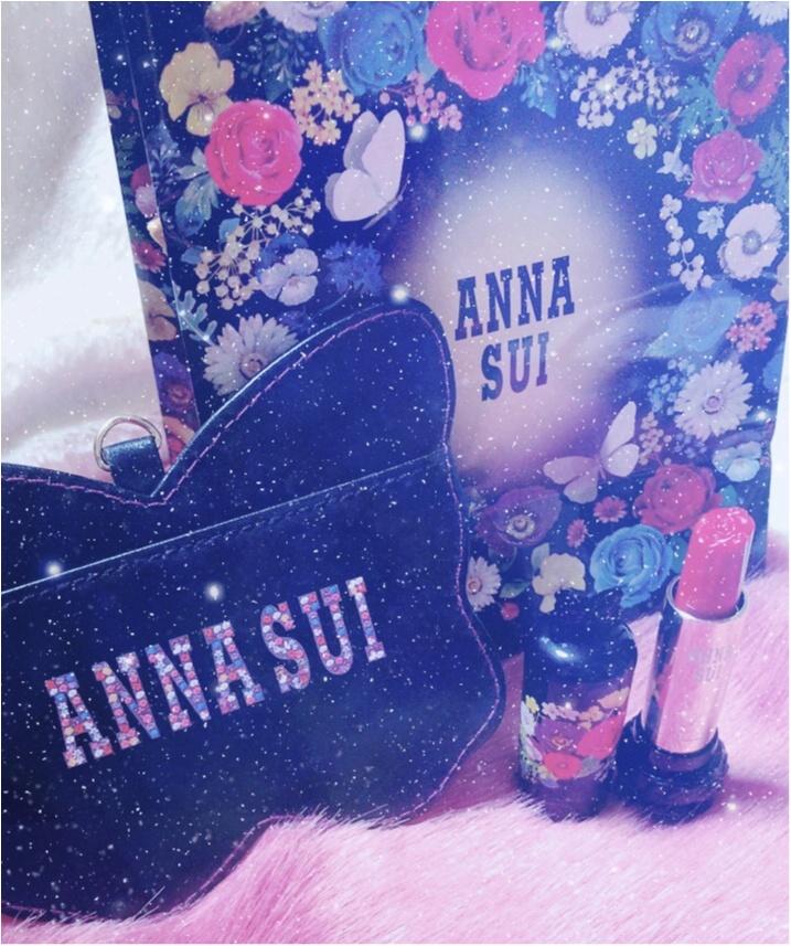 【2018年春コスメ】絶対買いたい!「ANNA SUI(アナ スイ)」の新作リップがバラ型で可愛いすぎる♡♡_2_4