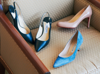 ルブタンのヒール、グッチのローファー♡ 憧れブランドの靴を買うなら今がいい!