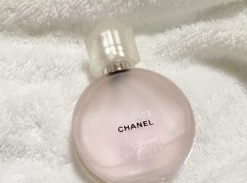 お気に入りの香り♡【CHANEL】のヘアミスト