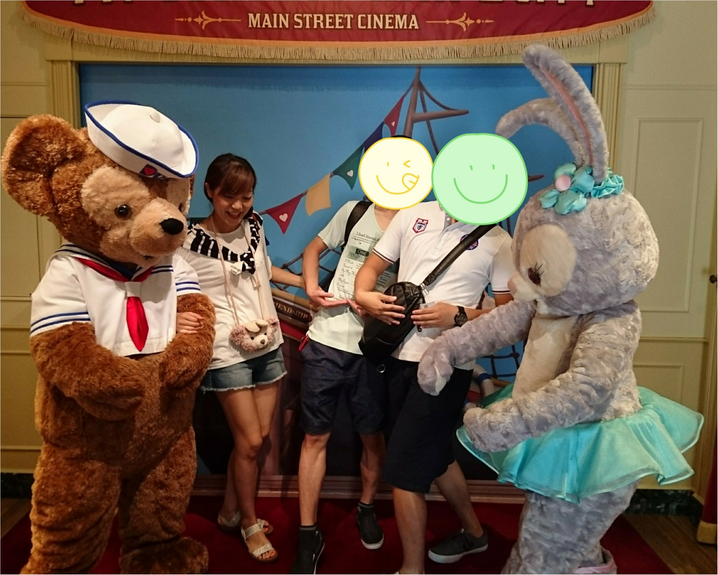 【Disney特集】香港ディズニーランドのグリーティングが狙い目\(^^)/_2