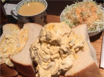 パン1斤まるごと?!東銀座の最強フォトジェニック萌断サンドイッチ♡