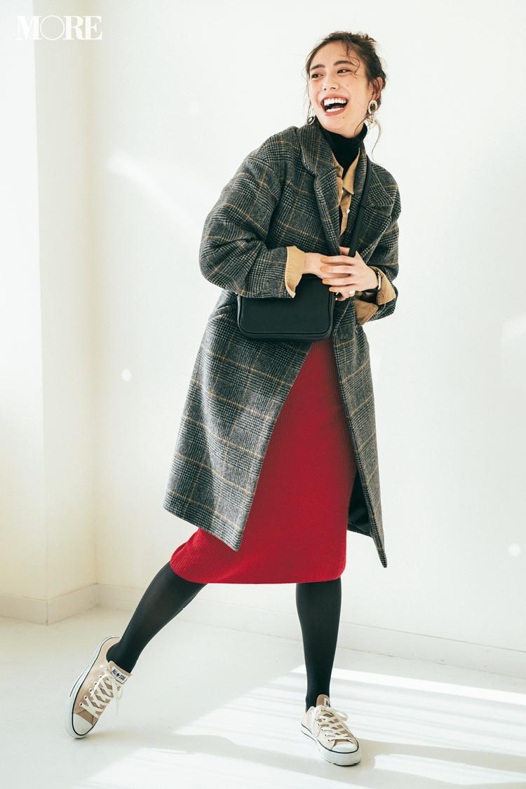 20代女子に似合う【きれいめの服×スニーカー】のコーデまとめ | ファッション_1_12