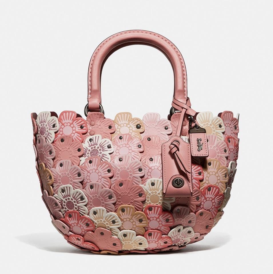 『コーチ』のバッグは桜満開♡ 「Cherry Blossom」コレクション発売中!_1_5