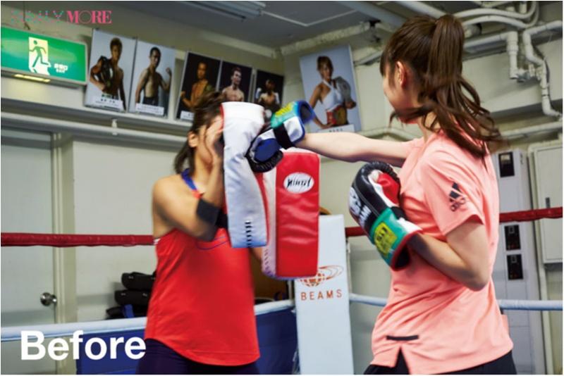 約半年のトレーニングで、だーりおが変わった4つのこと!【#モアチャレ 内田理央の「キックボクシング」チャレンジ!】_3_1