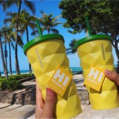 《ハワイ限定スタバのタンブラーもご紹介!》ハワイのオススメお土産*°