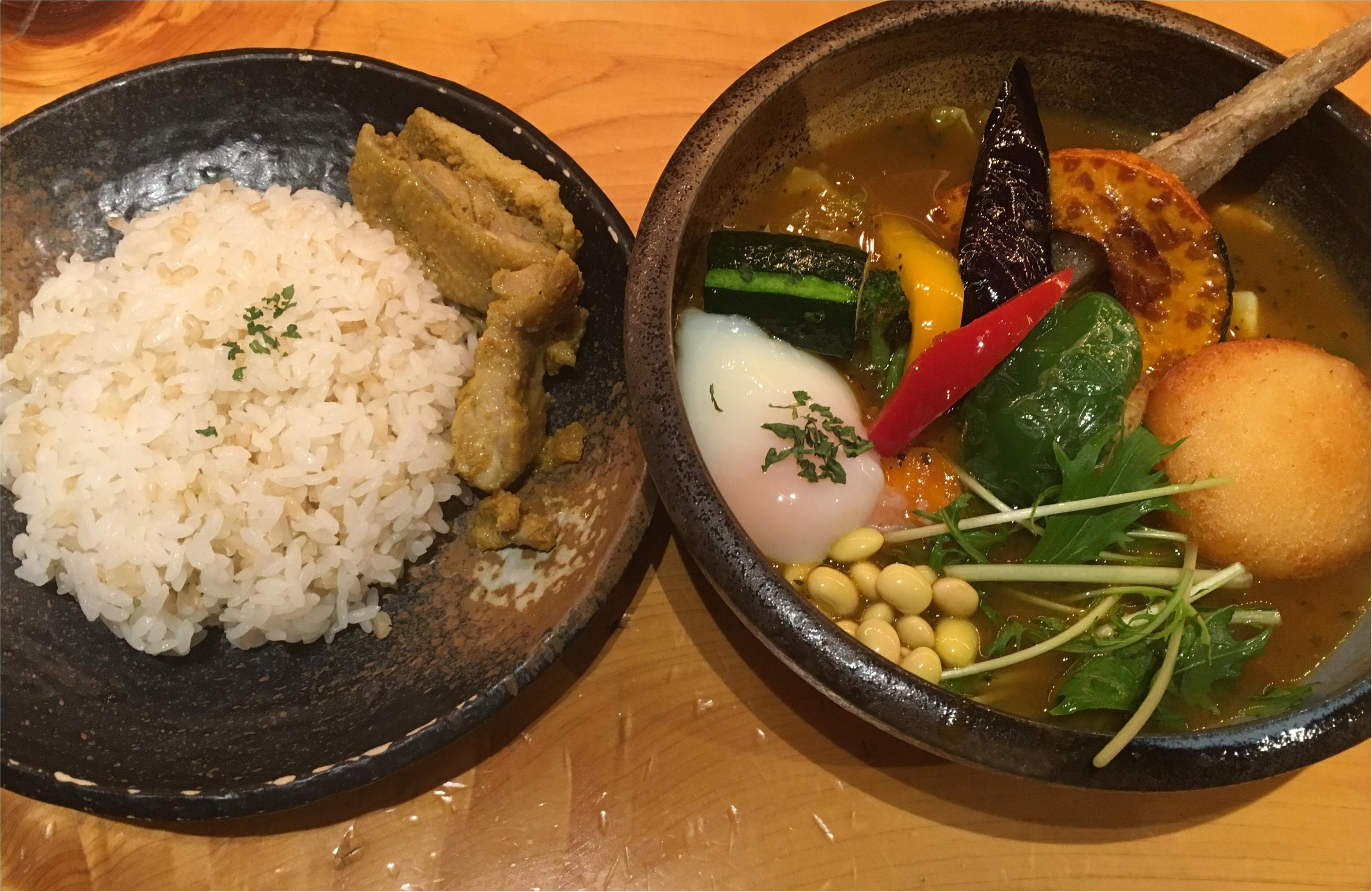 北海道から東京にやってきた!! 「1日分の野菜を食べる」がコンセプトのカレー激戦区にあるRojiura Curry SAMURAI_7