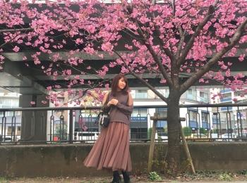 【今週のコーデまとめvol.50】春コートの解禁!甘めカジュアル派の7days