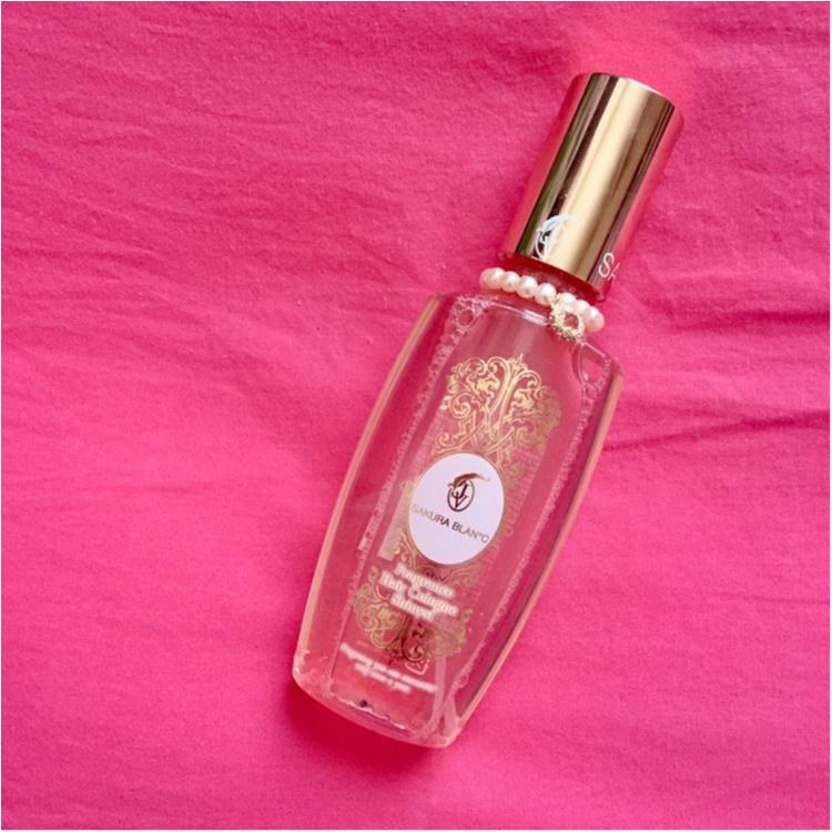 【Beauty】春だけの、特別な香り。1年に1度、サクラのフレグランスがイイ香り。_3