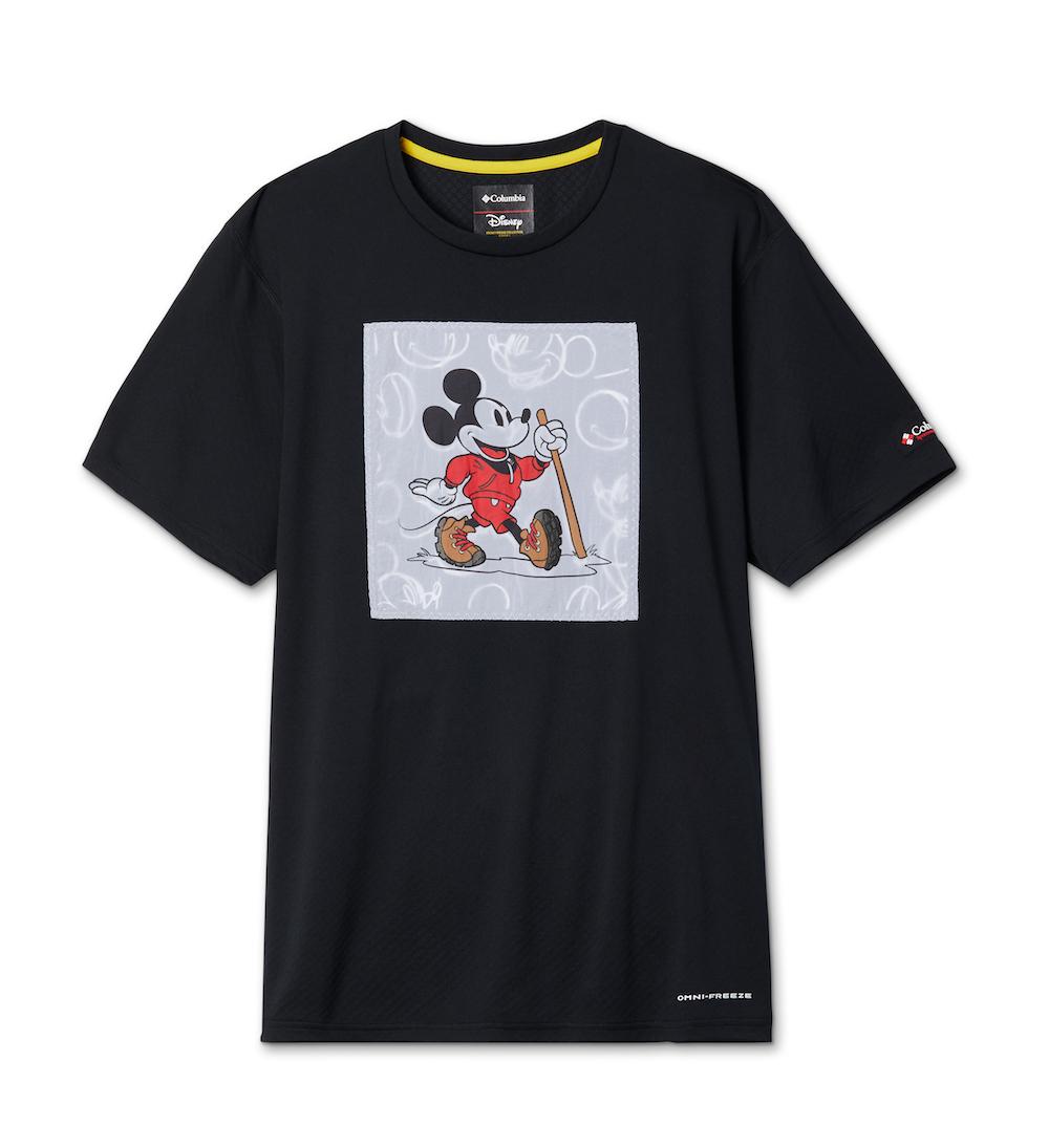 『コロンビア』からミッキーマウスのアウトドアコレクション誕生☆ キュートな耳付きジャケットやTシャツも_4