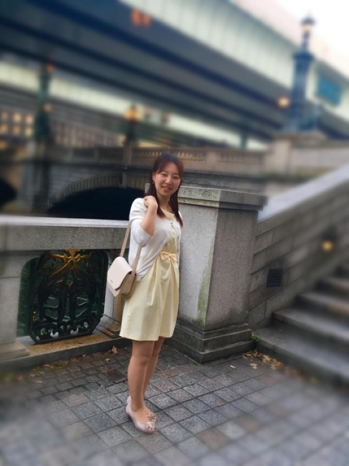 オフィスで映画「美女と野獣」ベル風ファッション★_5