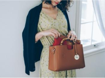 お仕事ガールのバッグは「可愛い・使える・毎日持てる」、どれもゆずれないでしょ♡