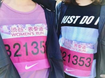 参加賞のプレゼントも♡ 女性限定のランニングイベント「渋谷・表参道Women's Run」へ!