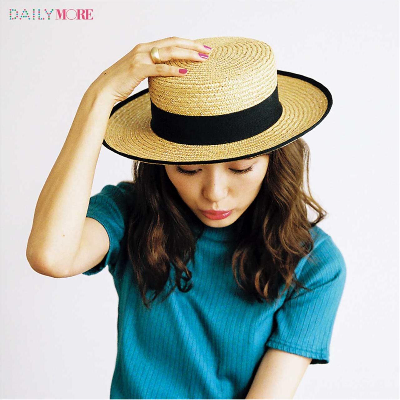 それ、ちゃんとおしゃれに見えていますか? 【カンカン帽】の選び方、3つのポイント!_1_6