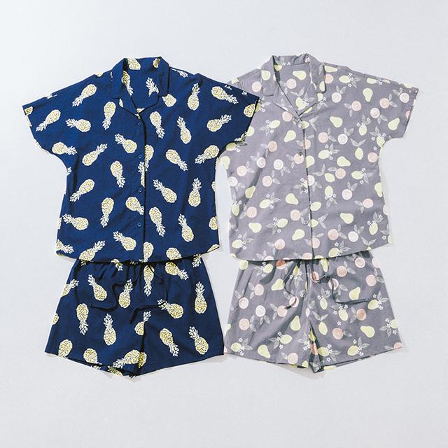 リラコ&半袖パジャマで、夏の部屋着をアップデート_4