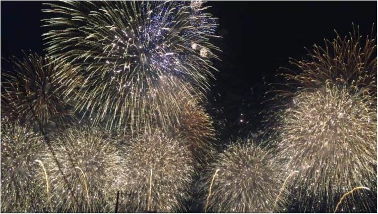 【秋の花火大会】日本三大花火が関東で見れる!!今年まだ花火を見ていない人必見♡♡詳細と去年の花火大会をお伝えします♡_2