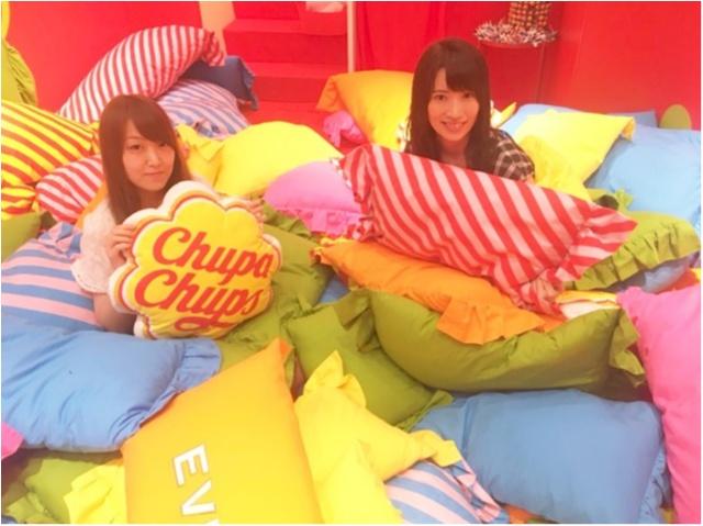 《7月28.29日限定!》渋谷に「#ストーリー映え」するチュッパチャプス空間が登場!_2