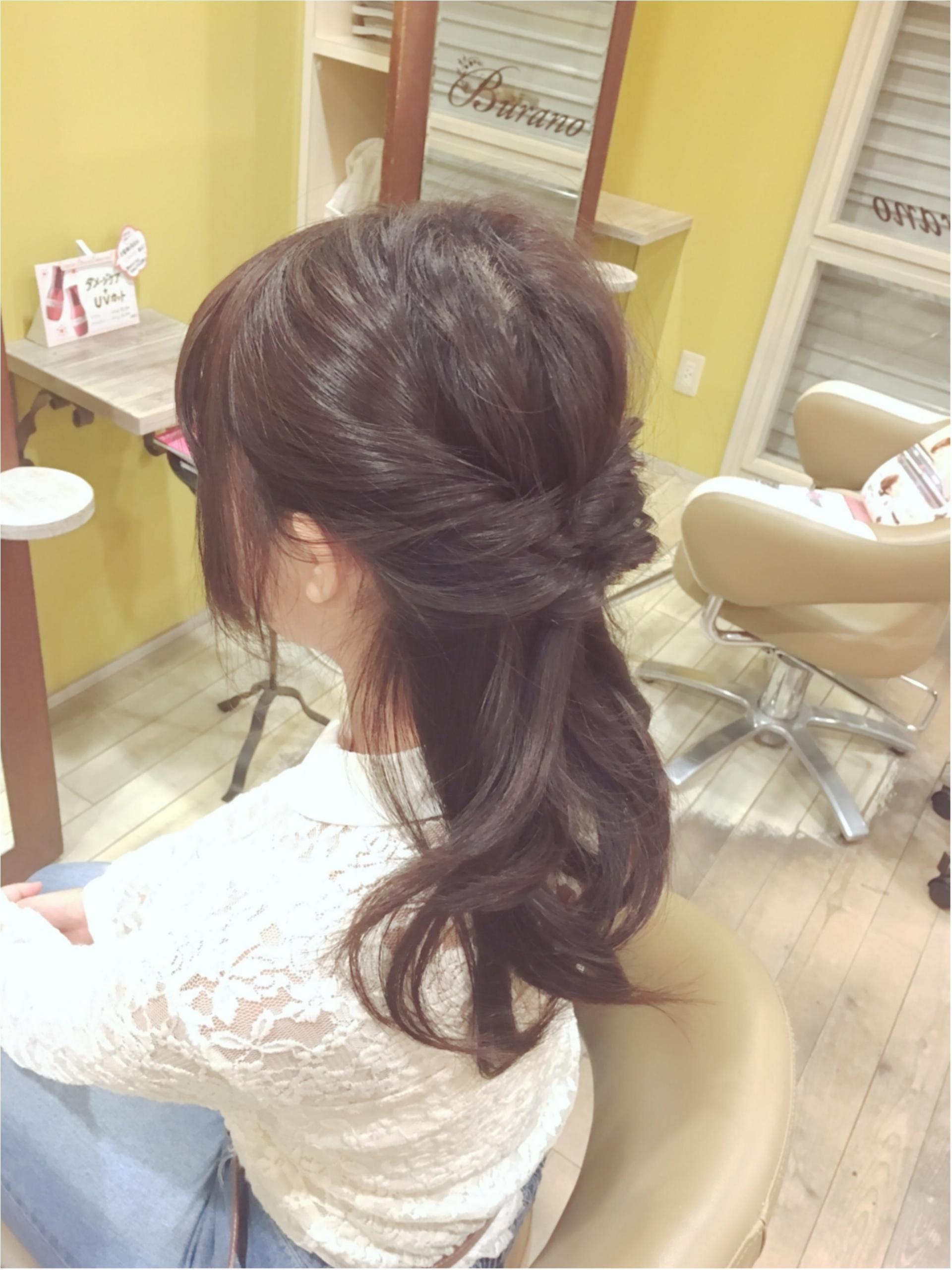 『特別な日にしたいヘアアレンジ』まとめ♡_1_14