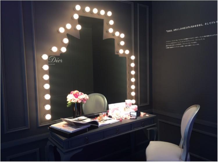【♥♥♥】絶賛開催中!Miss Diorのイベントに行ってきました♡_3