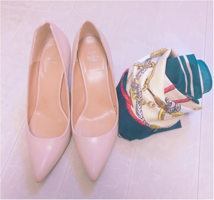 《足元から春めく♡》靴コレクターのわたしがこの春マストバイな3足を一気見せ♡_2