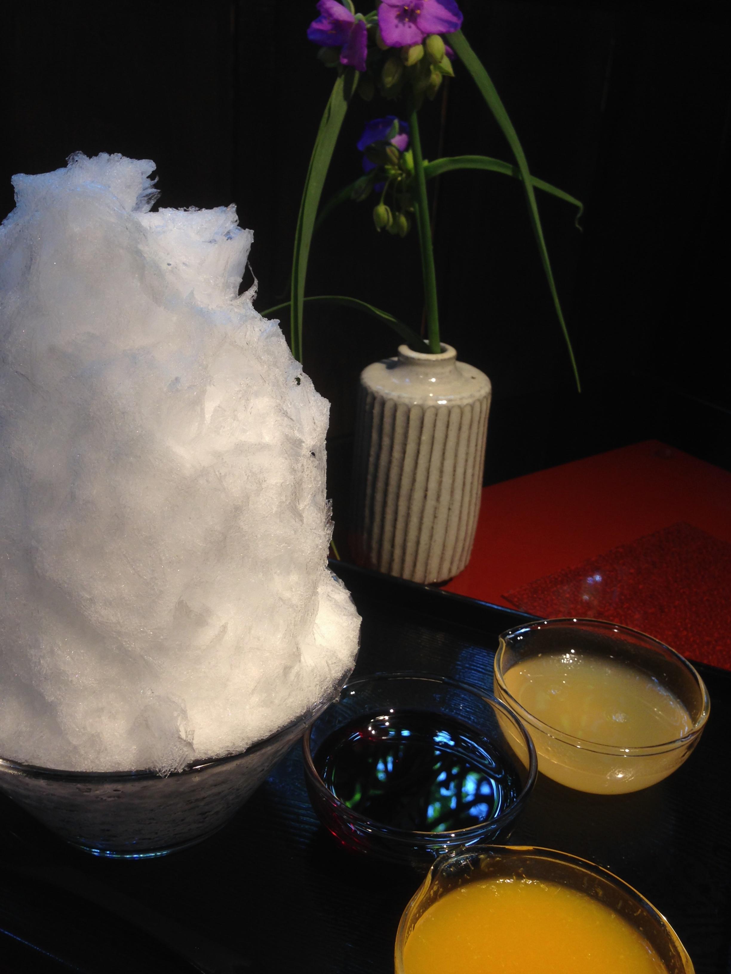 並んでも食べたい‼️夏の炎天下で3時間待ち⁉️阿佐美冷蔵の絶品かき氷✨_7