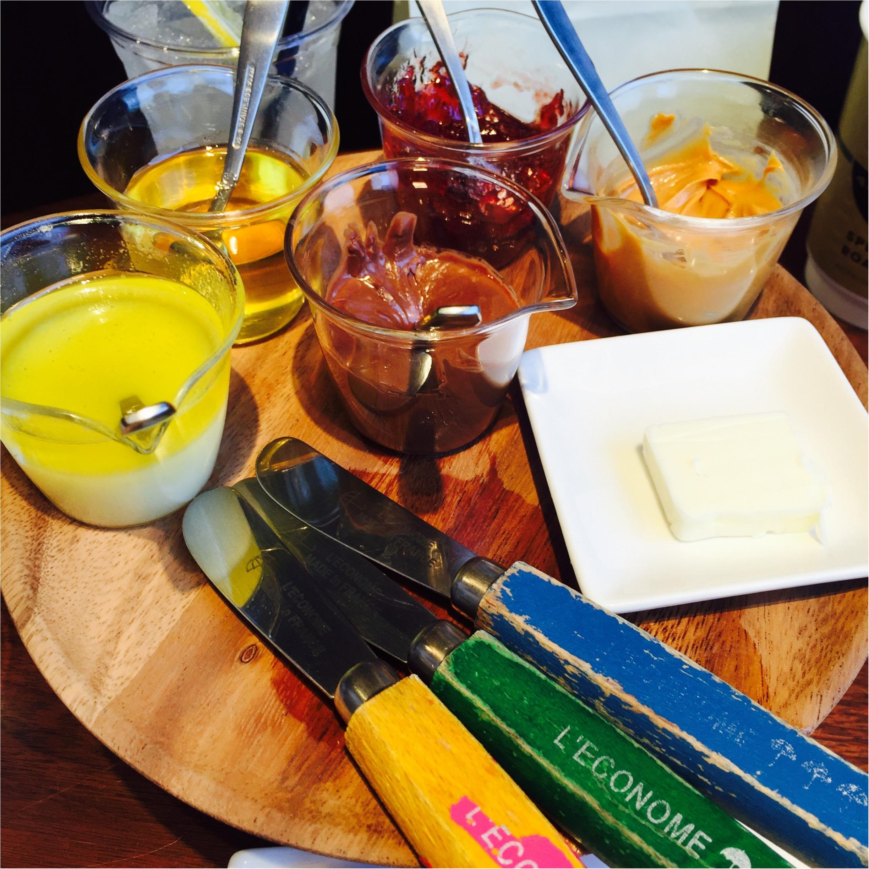 パン好きは絶対行かなきゃ!恵比寿 俺のbakery&cafeが評判通りのおいしさ。_3