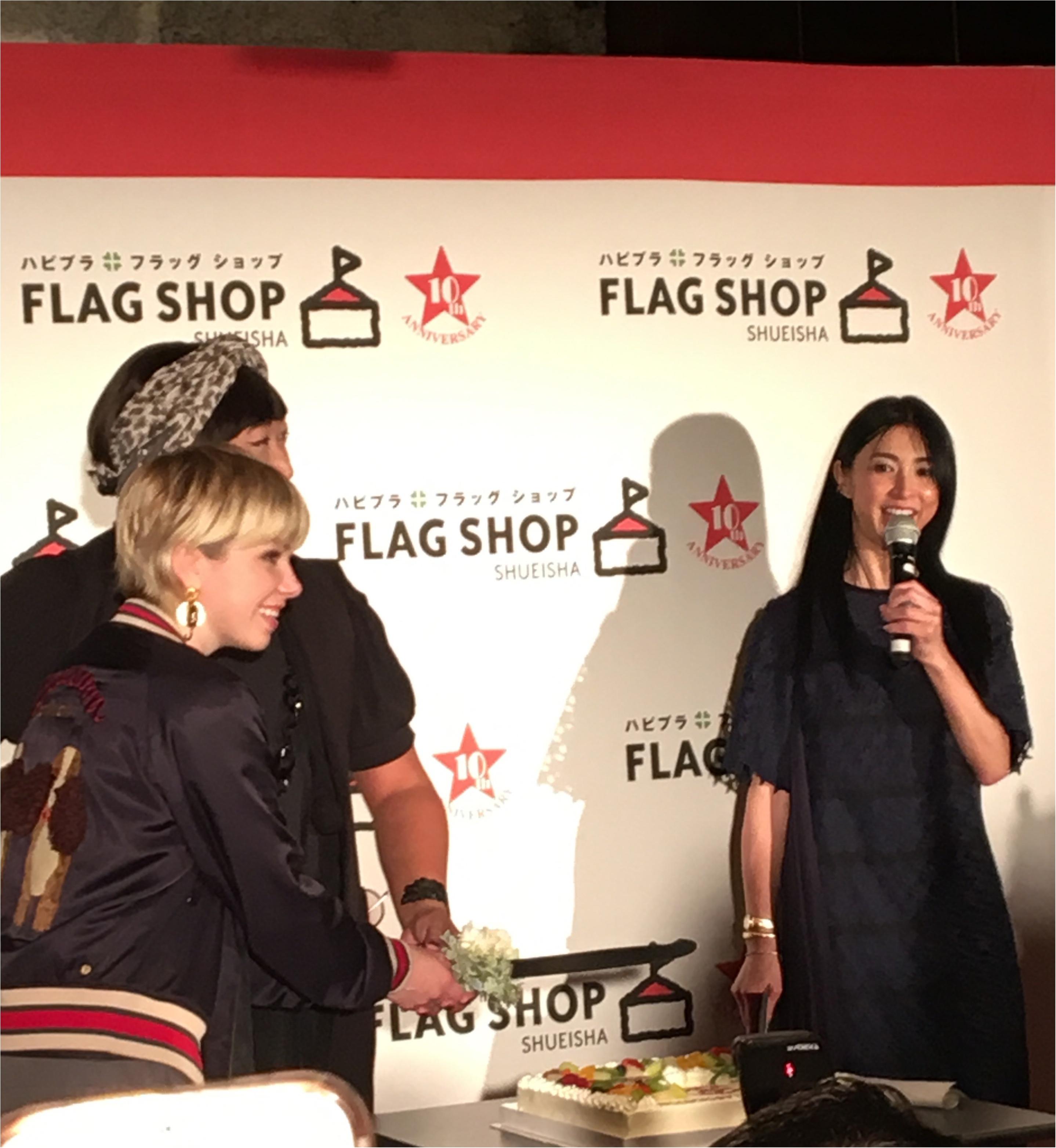FLAG SHOP 10th アニバーサリーパーティー♡♡_6