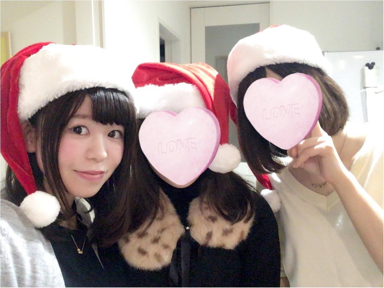 ♡今年のクリスマスはホームパーティ♡誕生日サプライズも有り♪_2