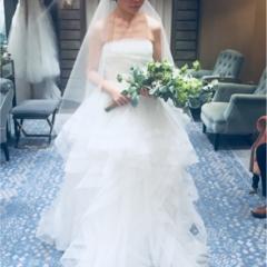 【#ドレス迷子】weddingドレス、実際に着てみました✧asuの運命の1着に巡り合うまでのドレス試着レポート③