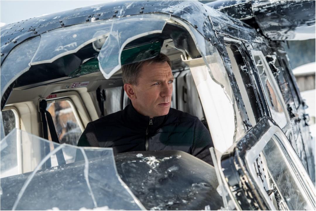 ジェームズ・ボンド、かっこよすぎ! 映画『007 スペクター』_1