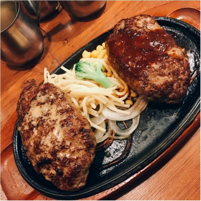 \肉食女子、集合〜!!!/【ステーキハウス ヒーローズ】で肉充しよ♪_2