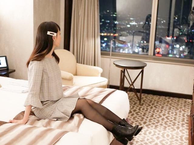 【横浜】ロイヤルパークホテル 新クラブフロア65階「ザクラブ」【横浜の夜景を一望】_1