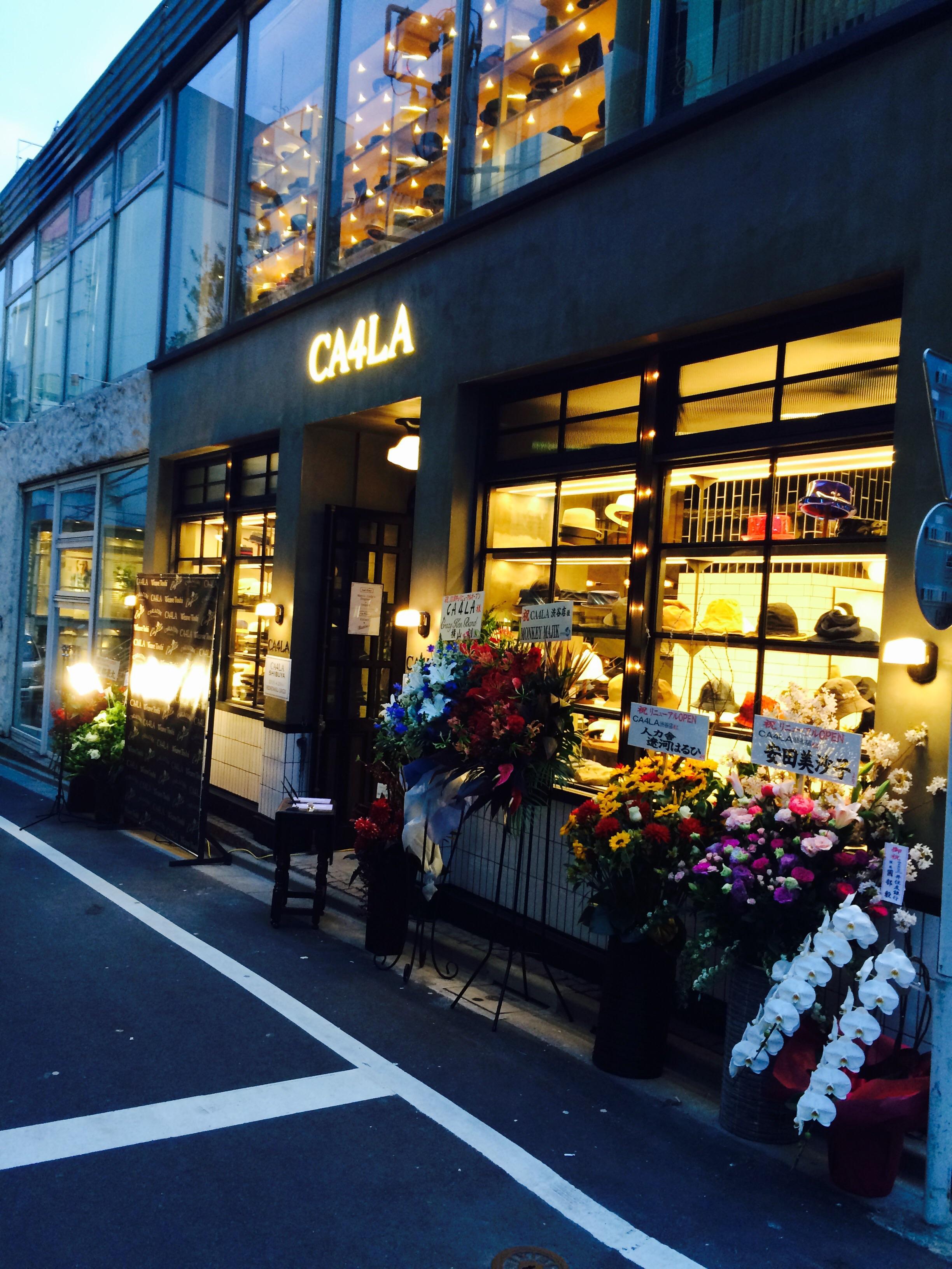 10周年を迎えた『CA4LA渋谷店』のリニューアルパーティに潜入!_1
