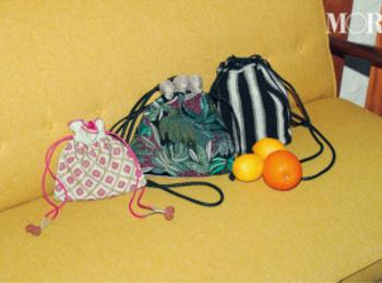 浮かれ度MAXなバッグで出かけよう♡ だって夏だし、休みだし!