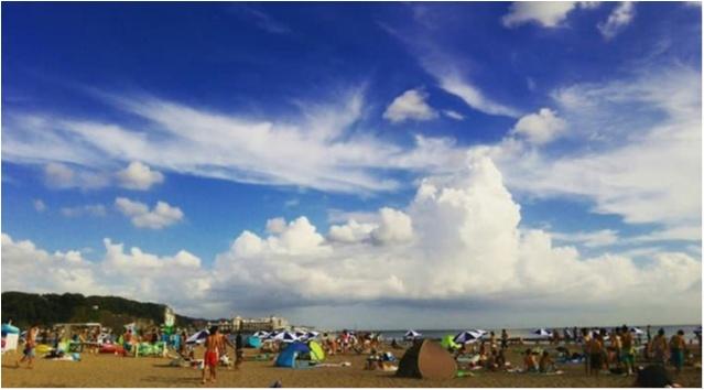 【(だいたい)三浦海岸編。笑】空!海!LIVE会場!夏にぴったり フォトジェニックなスポット!_1