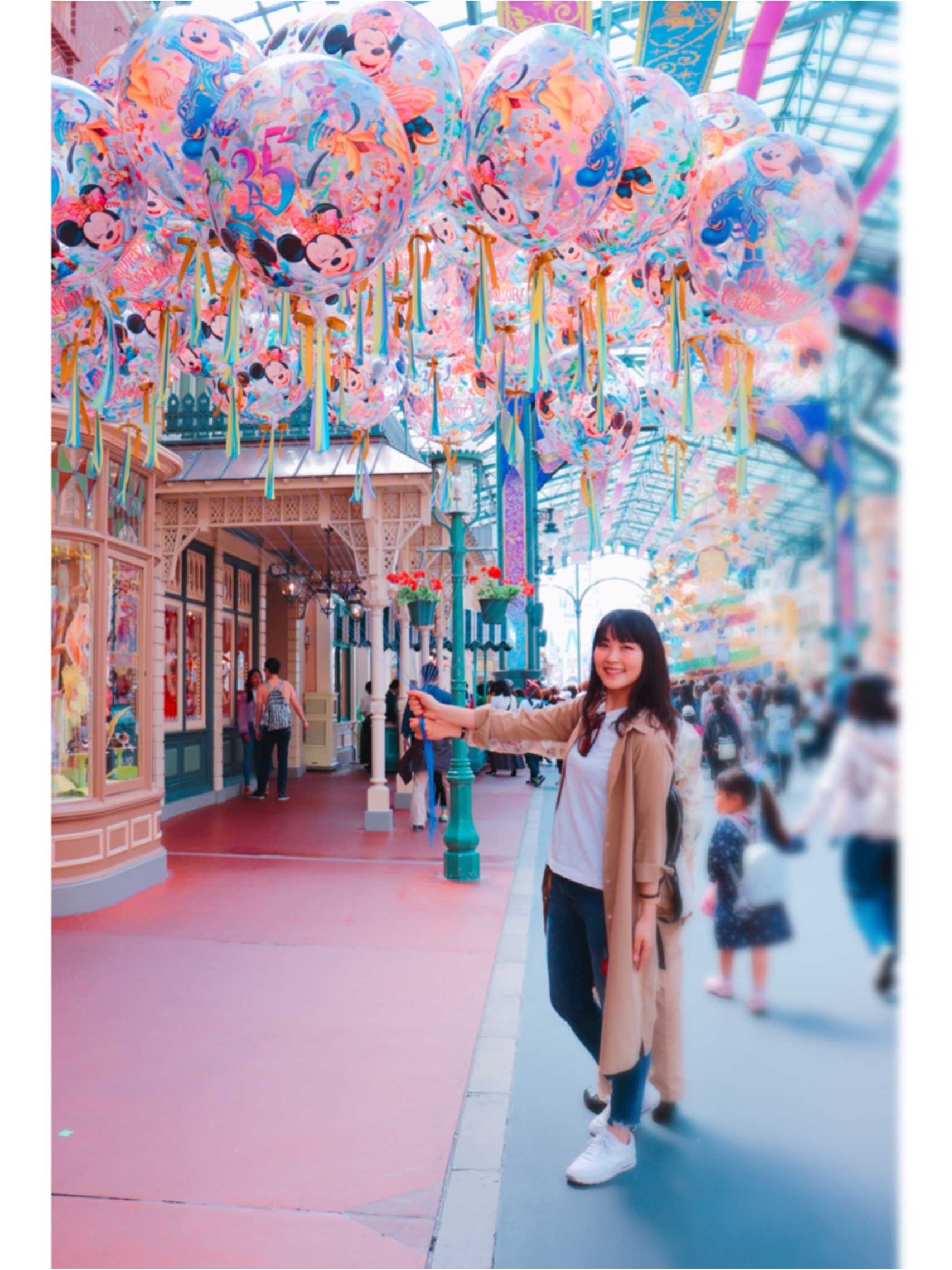 ▷【東京ディズニーリゾート35周年】インスタ映えが話題!!あなたはどう撮る??_3