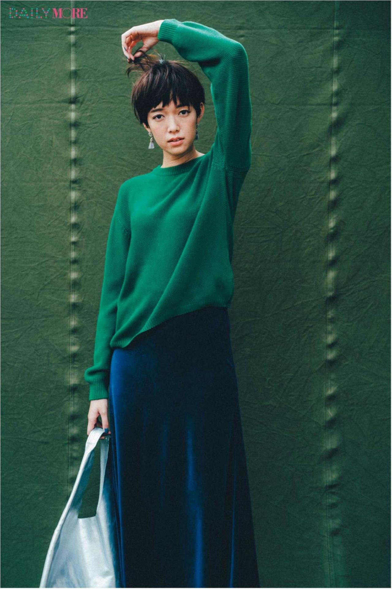 """""""今っぽ""""コーデのマストアイテム♪ 秋のトレンド「ベロア」の着こなしまとめ♡_1_10"""